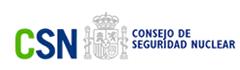 Logotipo Consejo de seguridad Nuclear